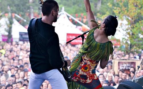 Catherine Ringer - Festival Pause Guitare