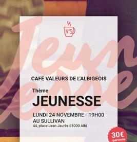 5ème Café Valeurs