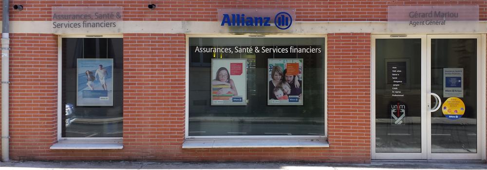 Allianz Albi Gérard Mariou